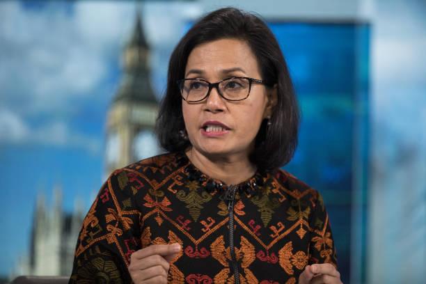 Republic of Indonesia Finance Minister Sri Mulyani ...