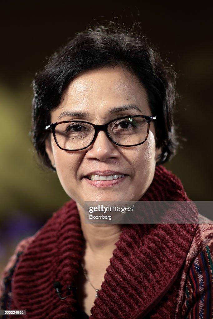 Indonesia's Finance Minister Mulyani Indrawati Interview