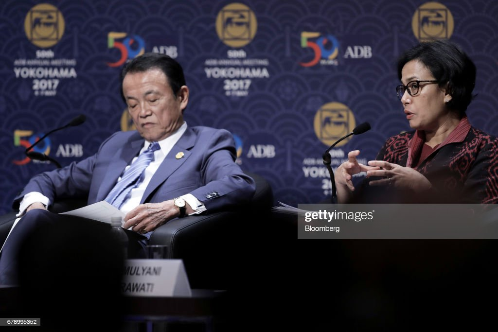 Key Speakers And Interviews At The Asian Development Bank Annual Meeting