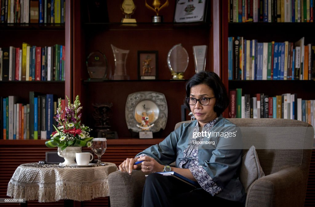 Portraits And A Day In A Life Of Indonesia's Finance Minister Mulyani Indrawati