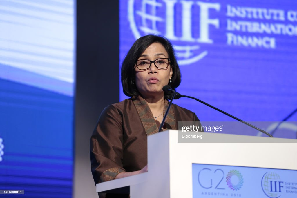 Key Speakers At The IIF G20 Conference