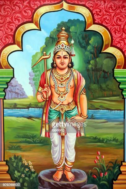 Sri Vadapathira Kaliamman hindu temple Avatar of Vishnu Lord Balamara 8th incarnation Singapore