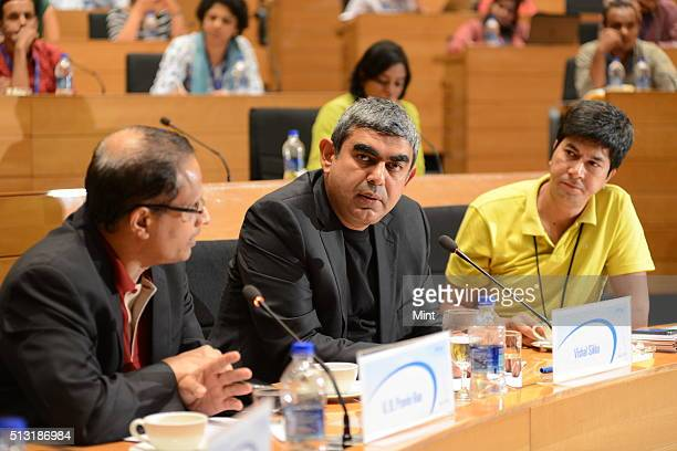 Srikantan Moorthy Head of Human Resource Executive VP Head U B Pravin Rao President Chief Operating Officer Vishal Sikka CEO and MD of Infosys and...
