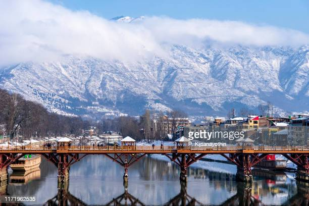 srinagar kashmir - jammu and kashmir stock pictures, royalty-free photos & images