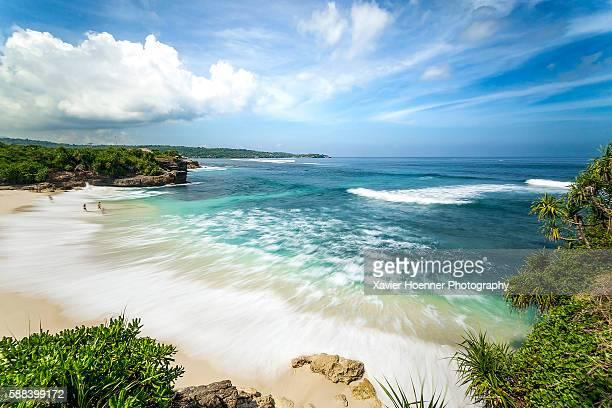 Srong current | Nusa Lembongan | Indonesia