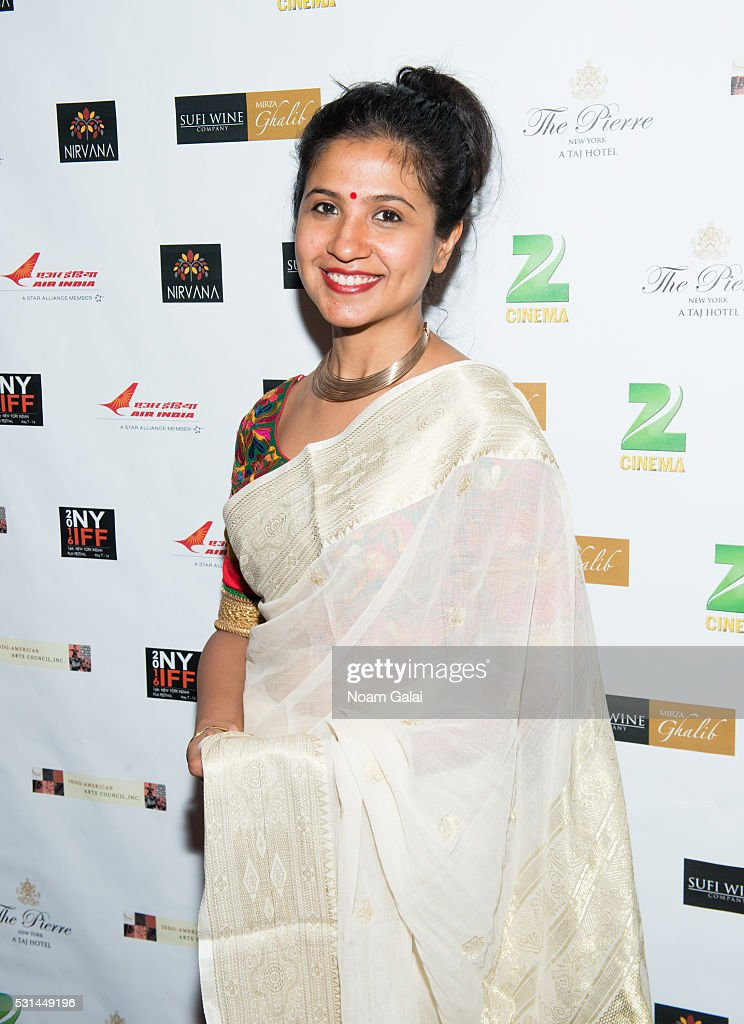 Sruti Harihara Subramanian attends the closing night of the 16th Annual New York Indian Film Festival at Jack H. Skirball Center for the Performing Arts on May 14, 2016 in New York City.