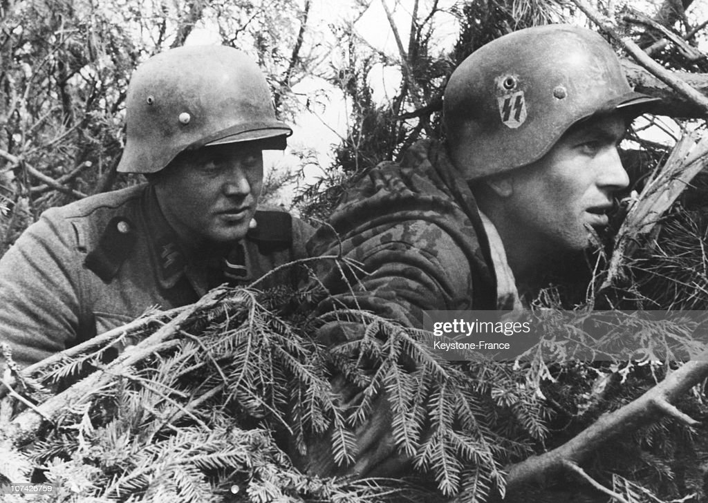waffen ss pictures and photos getty images
