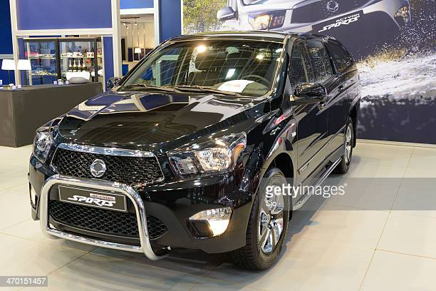 SsangYong Actyon スポーツ