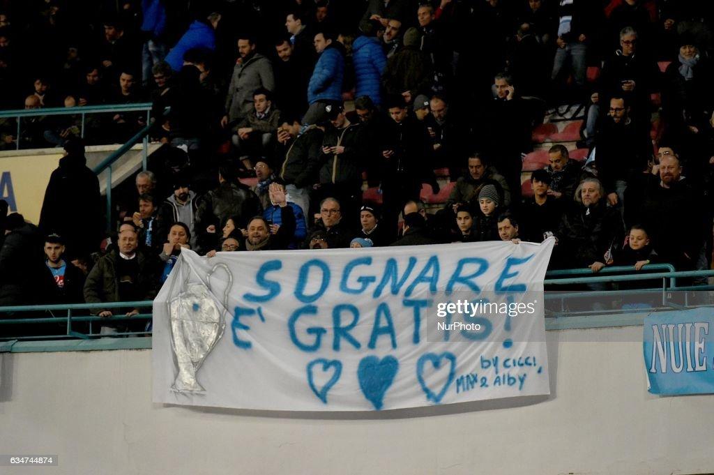 SSC Napoli v Genoa CFC - Serie A TIM : News Photo