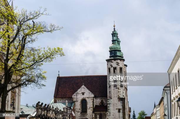 st. andrew's church - mike brooks stockfoto's en -beelden