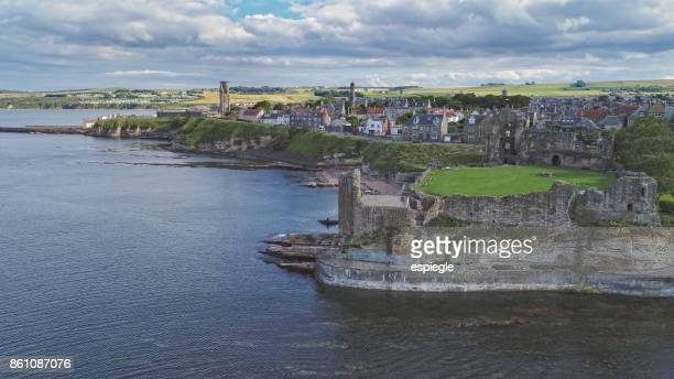 St. Andrews from above