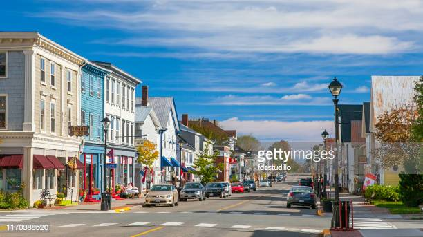 st. andrews - new brunswick, canada - new brunswick canada stock pictures, royalty-free photos & images
