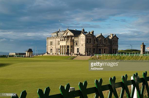 st. andrews,  scotland - st. andrews scotland stock pictures, royalty-free photos & images