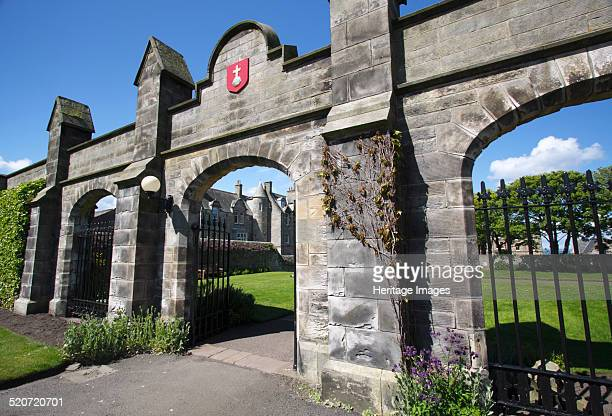 St Andrews University, Fife, Scotland, 2009. Founded in 1410, St Andrews is the oldest university in Scotland and the third oldest in the English...