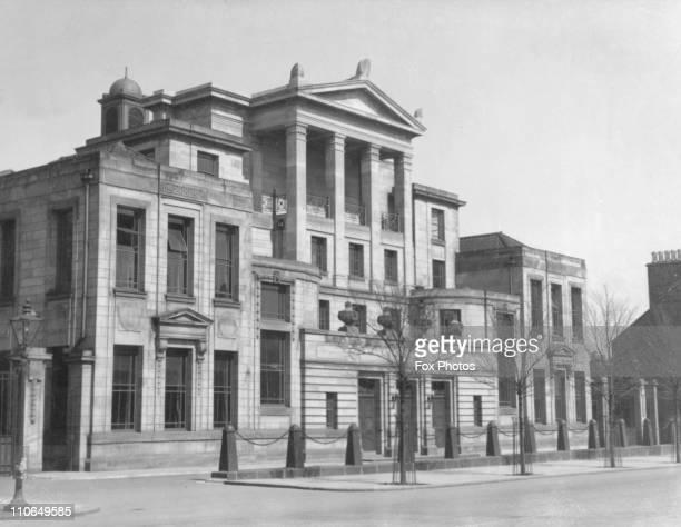 St Andrews University Graduation Hall Scotland 1936