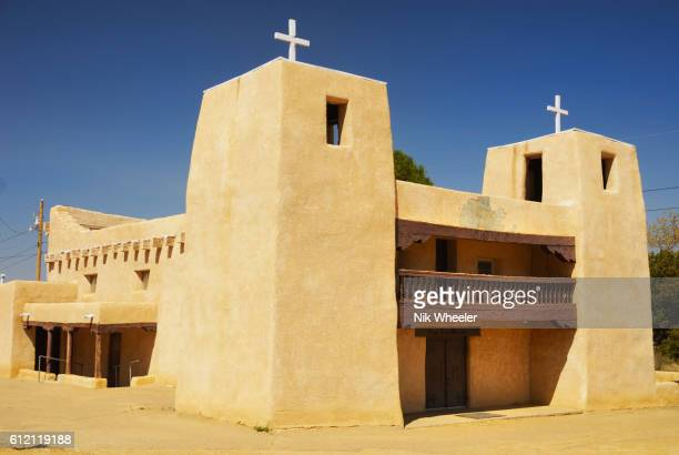 St. Anne Mission at Acoma Pueblo