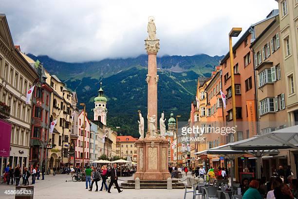 St Ann's Column (Annasaule), Innsbruck, Austria