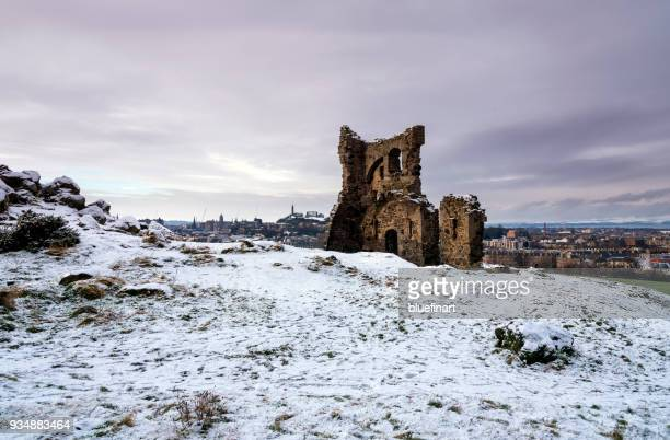 st anthony's chapel - chapel stock pictures, royalty-free photos & images