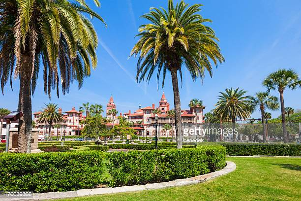 st augustine, florida, usa - gulf coast states stock pictures, royalty-free photos & images