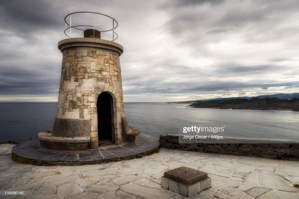 St Augustine Lighthouse : Foto de stock