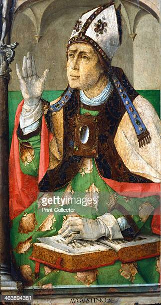 St Augustine of Hippo 1460 St Augustine of Hippo is regarded as one of the great fathers of the early Christian church Born in Numidia he was...