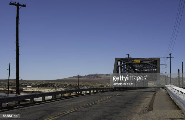 1 st Avenue Barstow Route 66 USA California to Illinois California to Illinois