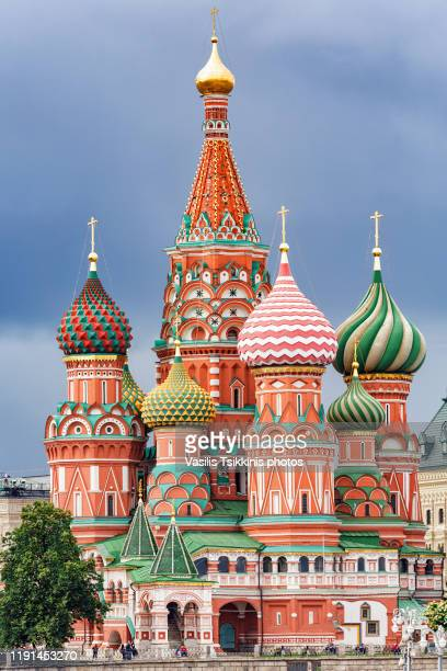 st basil's  9 - kremlin stock pictures, royalty-free photos & images