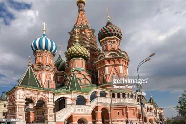 st basil's cathedral - paisajes de st thomas fotografías e imágenes de stock
