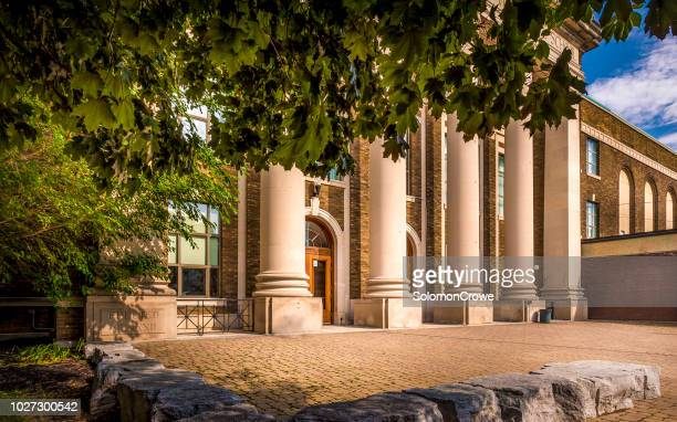 st. catharines collegiate institute and vocational school - generic location stock pictures, royalty-free photos & images