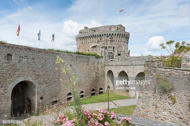 St. Catherine tower, city outer walls, fortified tower dating from the 13th century