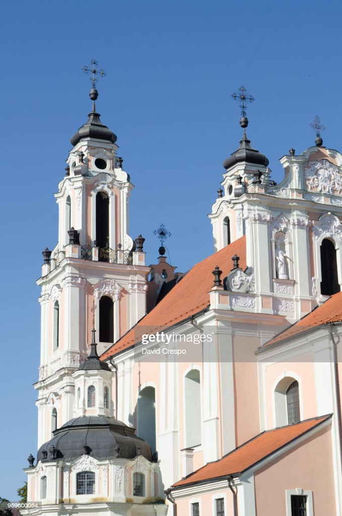 St Catherine's Church (vertical) : Stock-Foto