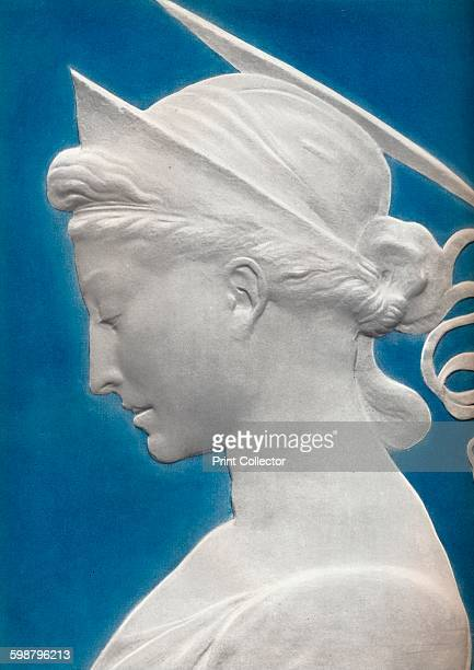 St Cecilia circa 1901StCecilia is the patron saint of music musicians the bust relief was created in 1412 by Donato di Niccolò di Betto Bardi  From...