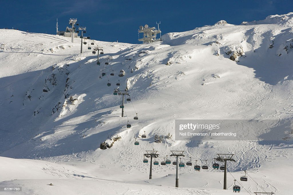 St. Christoph, Arlberg, Austria, Europe : Stock Photo