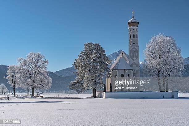 St. Coloman Church Bavaria