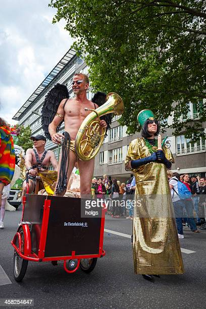 St Cristopher Street day parade in Berlin-Mitte