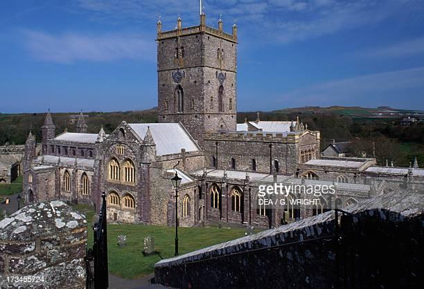 St David's Cathedral Saint David's Wales United Kingdom