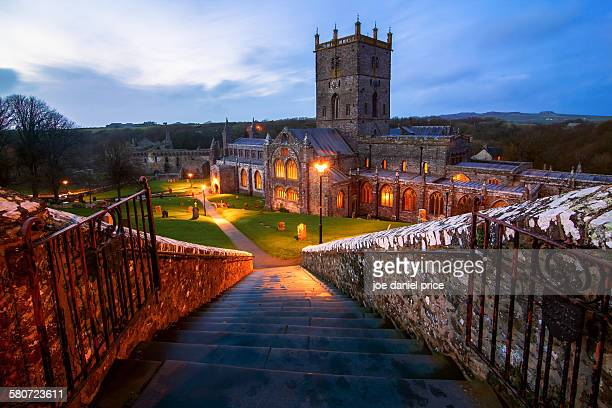 St David's Cathedral, St David's, Wales