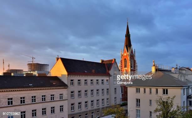 St. Elizabeth Church, Vienna, Austria