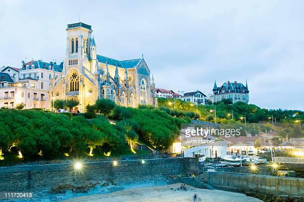 St. Eugene Church, Biarritz, Aquitaine, France