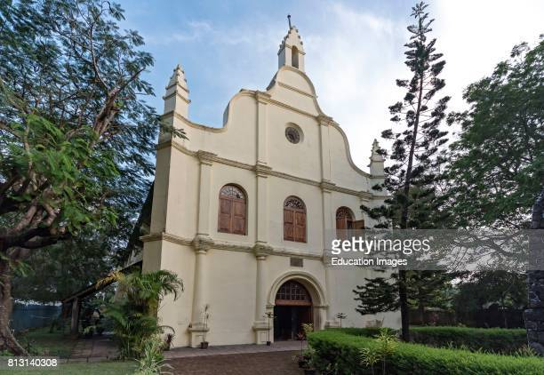 St Francis CSI Church in Fort Kochi Cochin Kerala India