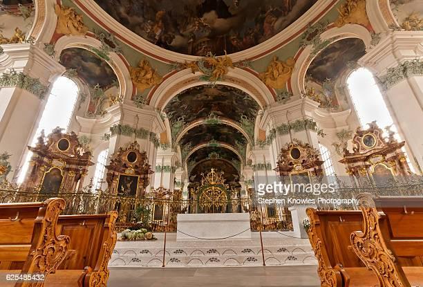 St Gallen,Cathedral