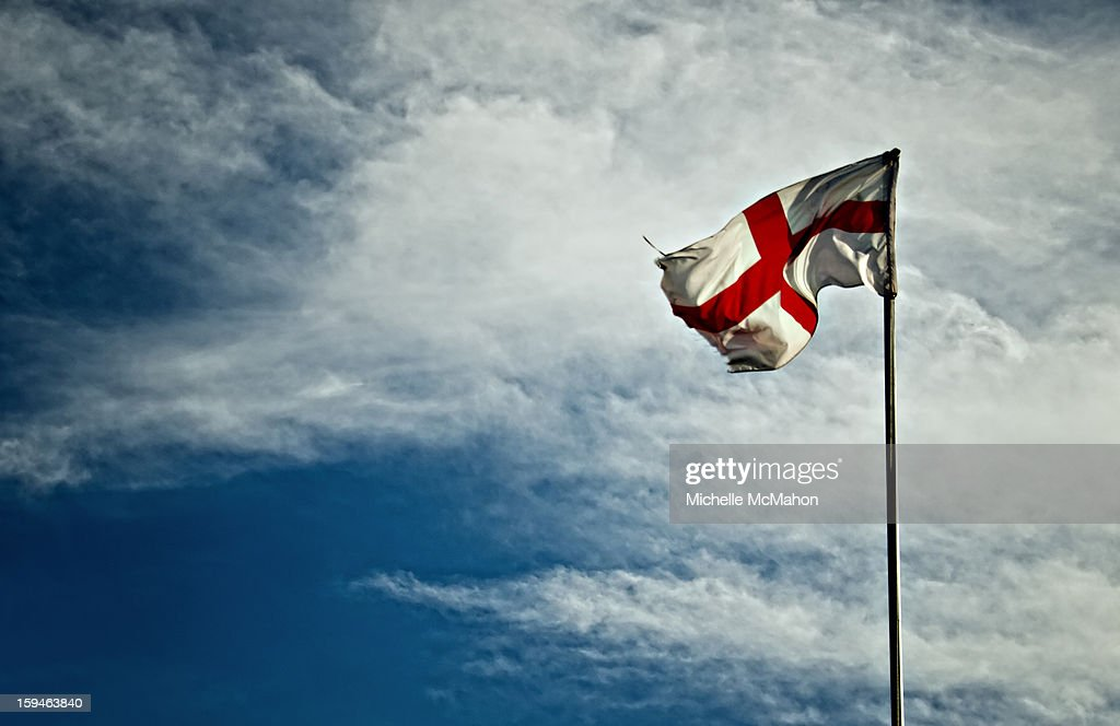 St George Flag : Stock-Foto