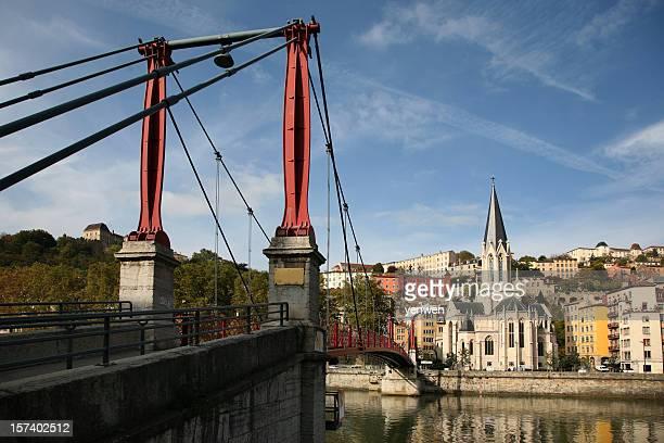 Saint Georges et Rivière Saône, Lyon