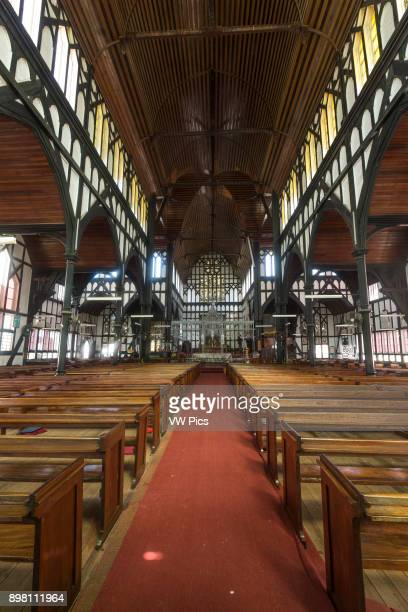 St George's Anglican Cathedral in Georgetown Guyana at 143 feet tall is one of the tallest timberbuilt buildings in the world It was dedicated in...