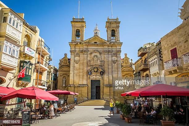 St. George's Basilica, Victoria, Gozo, Malta