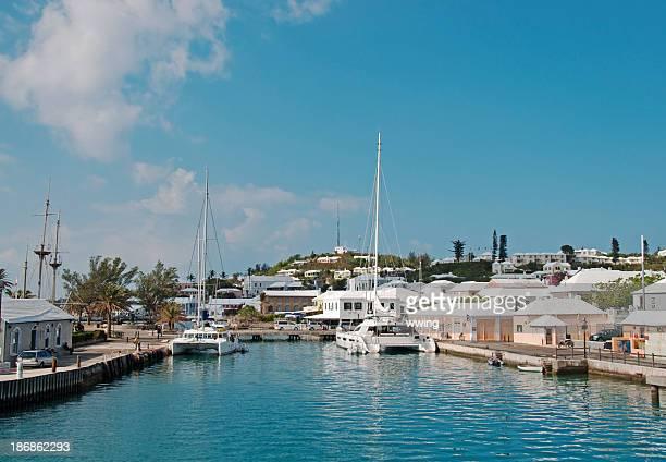 St. Georges, Bermuda, Waterfront