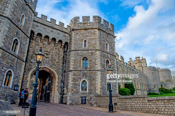 St George's Chapel on June 17, 2019 in Windsor, England.