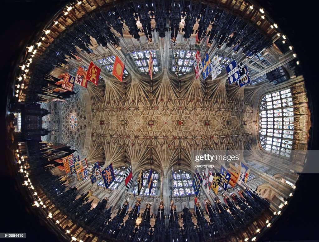 St George's Chapel : Stock Photo