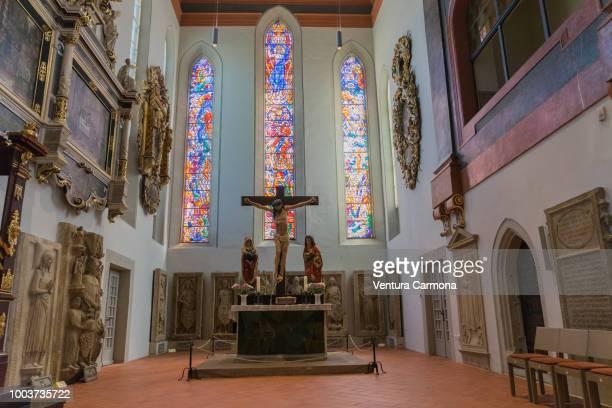 st. george's church - eisenach, germany - protestantismo - fotografias e filmes do acervo