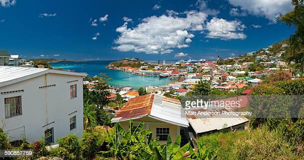 St. Georges, Grenada, Caribbean, West Indies